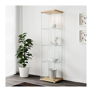 Ikea Glass Display Cabinet Only $40 each