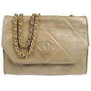 Chanel Grey Bag