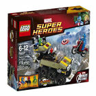 Captain America Captain America LEGO Sets & Packs