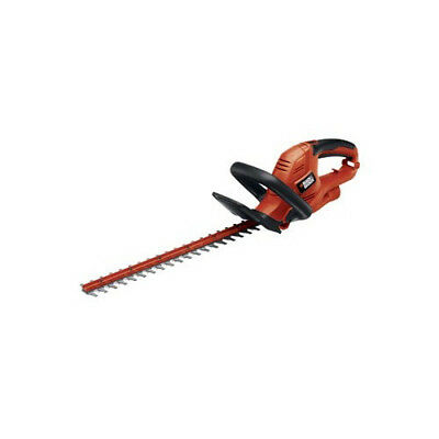 Black & Decker 4 Amp 22 in. Dual Action Electric Hedge Trimmer HT22 New