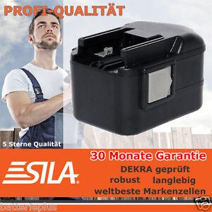Batteria-per-AEG-14-4V-3000-mAh-Ni-MH-PJX-14-4pp-PES-14-4t-BDSE-COPPIA
