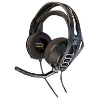 Plantronics RIG 500HD Gaming Headset w/ Mic - Black PC/PS4/XBone