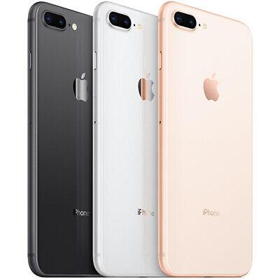 Apple iPhone 8 Plus 64GB / 256GB Smartphone - Unlocked - All Color - (8+)