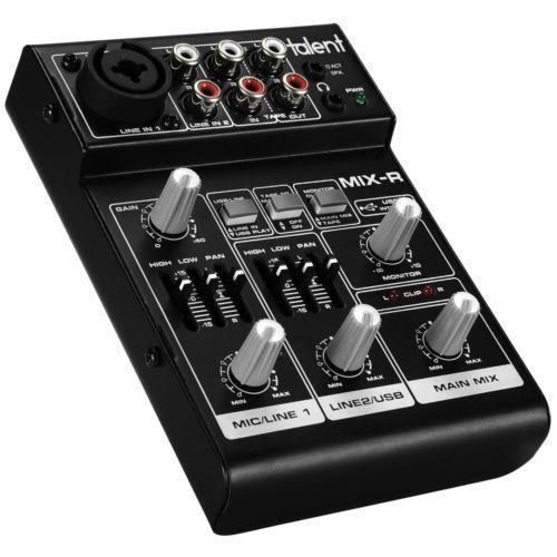 Mini Audio Mixer : mini audio mixer ebay ~ Russianpoet.info Haus und Dekorationen