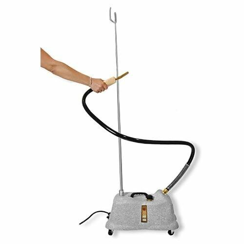 Jiffy Steamer J-4000B Pro-Line Home Cleaning Steamer (7.5 Foot Hose)