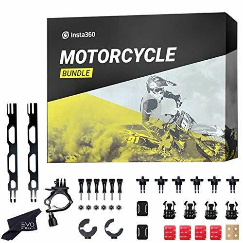 Insta360 Motorcycle Bundle Mounting Kit for Insta360 ONE R, ONE X 360 Camera