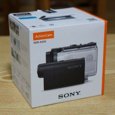 Sony HDR-AS50 Action Cam Camcorder Camera Genuine