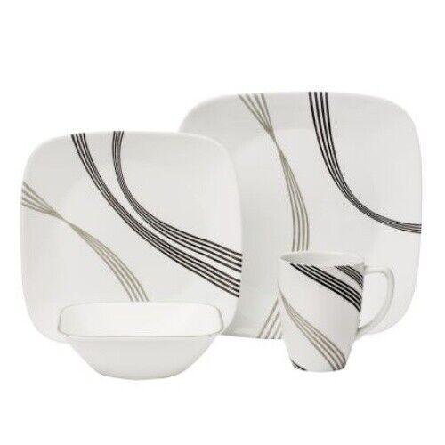 Baum Galaxy 16 Piece Dinnerware Set Service For 4 For Sale Online Ebay