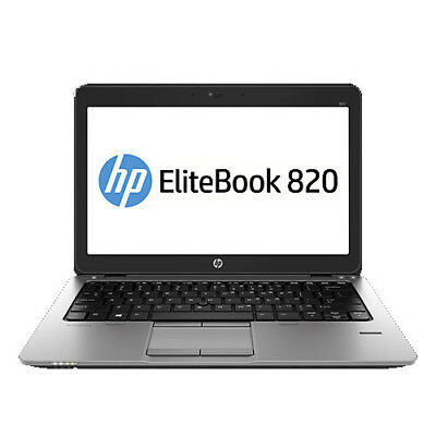 "HP Elitebook Ultrabook 12,5"" 820 G1 i5-4300U 8GB 256GB SSD WLAN  Win 10 A-Ware"