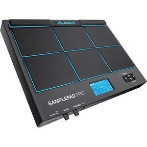 Alesis SamplePad  Percussion and Triggering Instrument