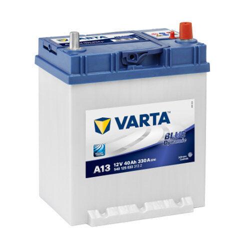 Varta Blue Dynamic A13 40AH Premium Car Battery starterbatterie 540125033 NEW