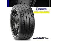 NEW - Michelin SuperSport Pilot 245/35 R18 92Y XL BMW