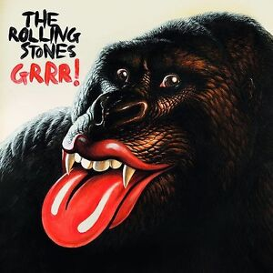 THE ROLLING STONES (GRRR! - GREATEST HITS 3CD SET SEALED + FREE POST)