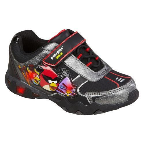Angry Birds Shoes Size