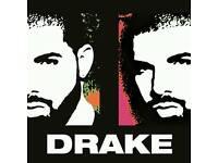 Drake tickets 02 London Saturday 4th feb
