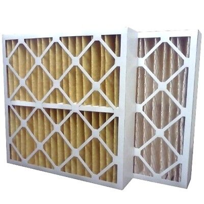 Pleated Air Filter 20x25x6 MERV 11 Furnace for Aprilaire 2200 SpaceGard 201 - Pleated Air Filter