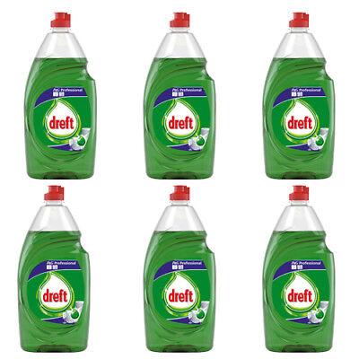 P&G Dreft Handabwaschmittel Spülmittel professional original 1L Flasche 6 Liter  - Spülmittel-flasche