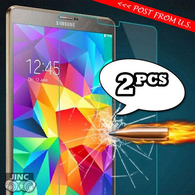 NX Tempered Glass Screen Protector For Samsung Galaxy Tab S2 8.0 Inch T710 T715
