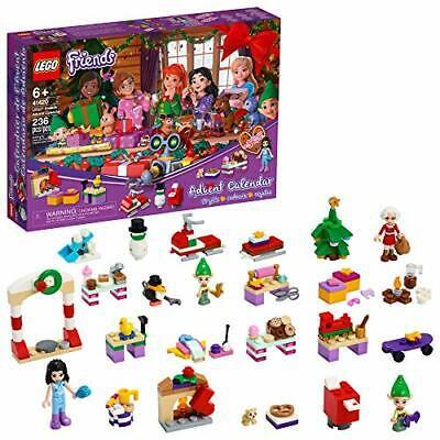 LEGO Friends Advent Calendar 41420, Christmas, New 2020 (236 Pieces)
