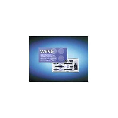 Sdi 7500001 Wave 20 Gauge Low Viscosity Syringe Dental Tips Black 20pk