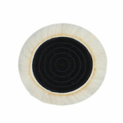 how to use wool buffing pad