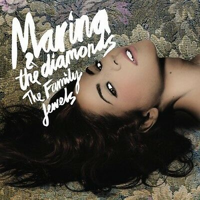 Marina And The Diamonds   Family Jewels  New Cd