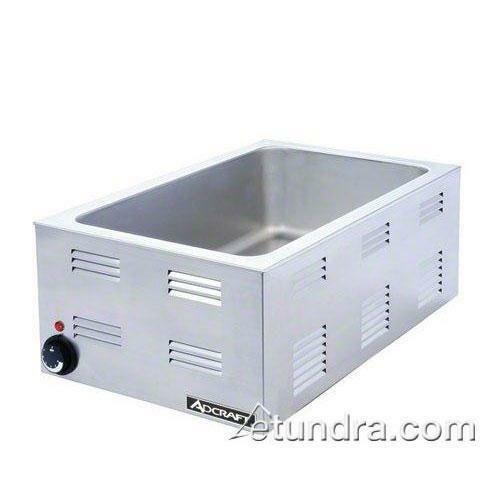 Adcraft Food Warmer: Commercial Kitchen Equipment