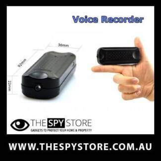 DIgital Voice Recorder Listening Device Audio Activated Anti Thef