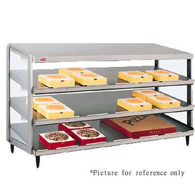 Hatco Grpws-2418t Countertop Pass-thru Pizza Warmer With Triple Slant Shelves