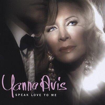 Yanna Avis   Speak Love To Me  New Cd