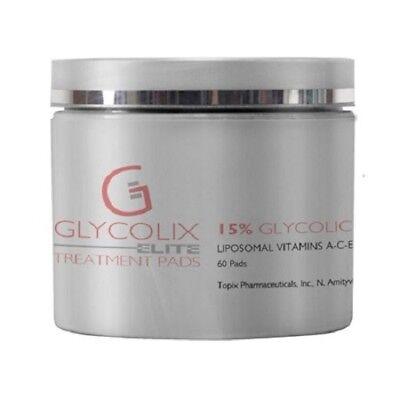 (Glycolix Elite Treatment Pads 15-percent (60 Count))
