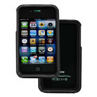 Black Bumper Case for iPhone 4