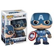 Funko Captain America