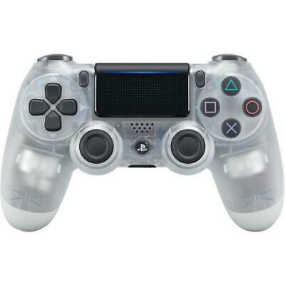Sony DualShock 4 Wireless Controller Crystal - Wireless - Bluetooth - USB