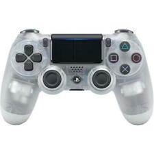 Sony DualShock 4 Wireless Controller Crystal  -  Wireless - Bluetooth - USB - Pl