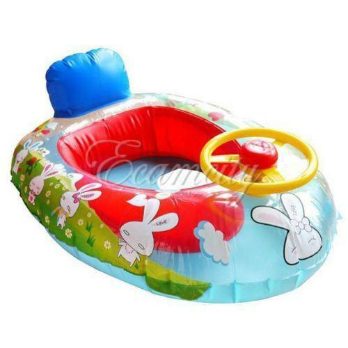 Inflatable Seat Cushion >> Kids Inflatable Boat | eBay