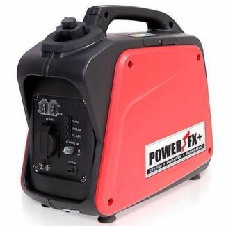 1.5 KVA Portable Inverter Generator Silent Pure Sine Wave Camping Fairfield East Fairfield Area Preview