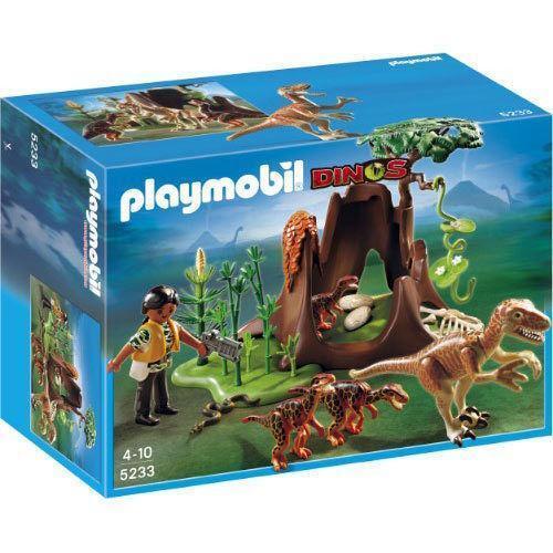 Playmobil dinosaur ebay - Dinosaur playmobile ...