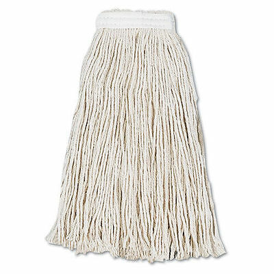 Cut-End Wet Mop Wet Mop Replacement Head Cotton White #16