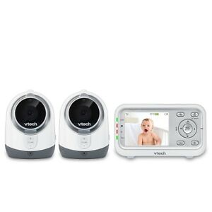 NEW Sealed V-Tech VM3251-2 Baby Monitor