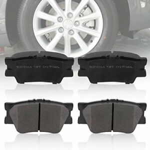 -Acura Brake Pads-Price starts from $19.99 A Pair -Brand-Taff