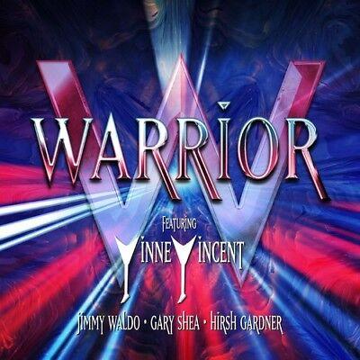 Warrior   Featuring  Vinnie Vincent   Jimmy Waldo   Gary Shea   Hirsh Gardner  N