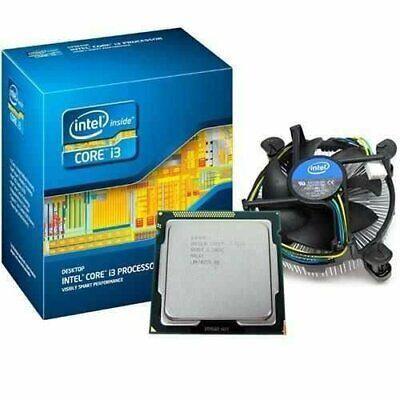Intel BXC80637I33220 SR0RG Core i3-3220 Processor 3M Cache, 3.30 GHz NEW RETAIL