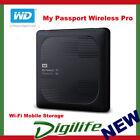 Wireless USB-Powered External Hard Disk Drives