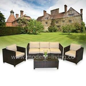 Milan Rattan Garden Furniture