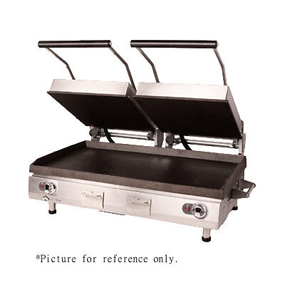 Star Psc28itgt Panini Sandwich Grill With Grooved Top Smooth Bottom