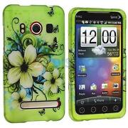 HTC EVO 4G Case Flowers