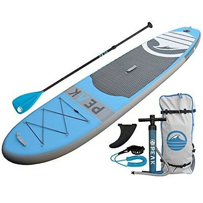 Peak Inflatable 106 Stand Up Paddle Board Complete Package