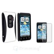HTC EVO 3D Accessories Bundle
