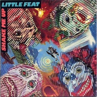 """CD LITTLE FEAT  """"SHAKE ME UP""""  11 TITRES, D"""